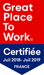 logo certification Syspertec Great Place to Work